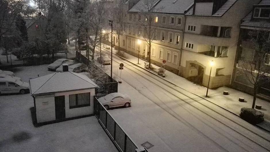 Schnee Nrw