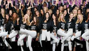 "Erste Bilder zur ""Victoria's Secret Fashion Show"" in Paris"