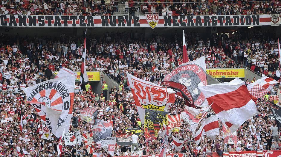 online store bf307 a2442 Ultras des VfB Stuttgart boykottieren Montagsspiel bei SV ...