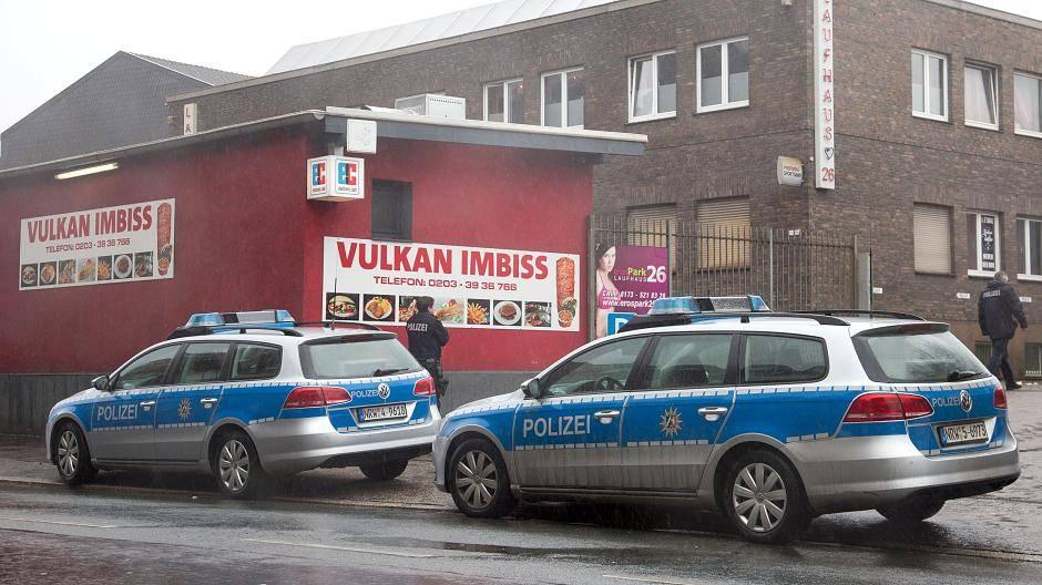 Schießerei Duisburg