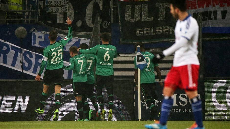 Hamburg Gegen Schalke