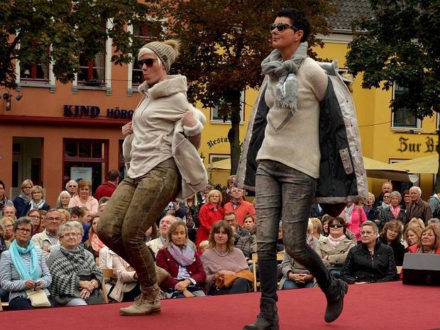 Xanten Mode Der 70er Jahre Macht Den Herbst Bunt