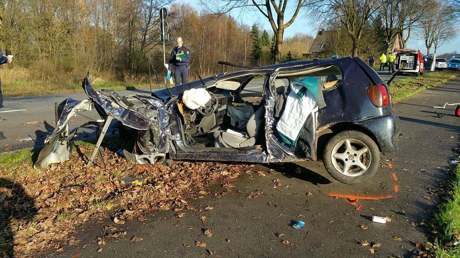 Unfall Auf Der B9 Heute