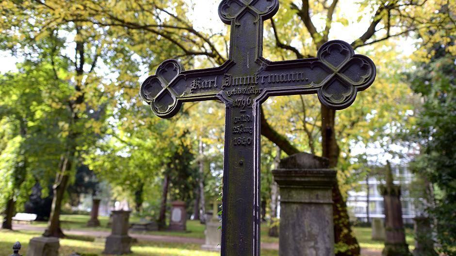 Bestattungen In Deutschland