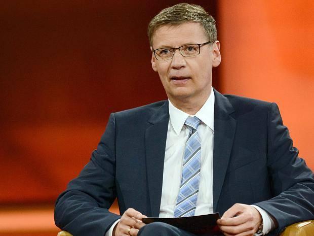 Günther Jauch Spendet
