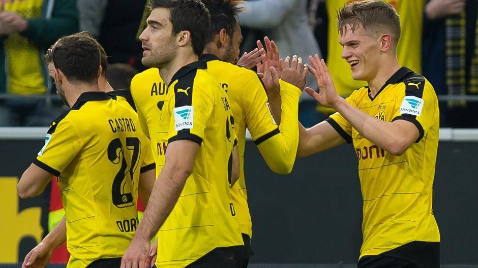 Schalke Dortmund Bilder