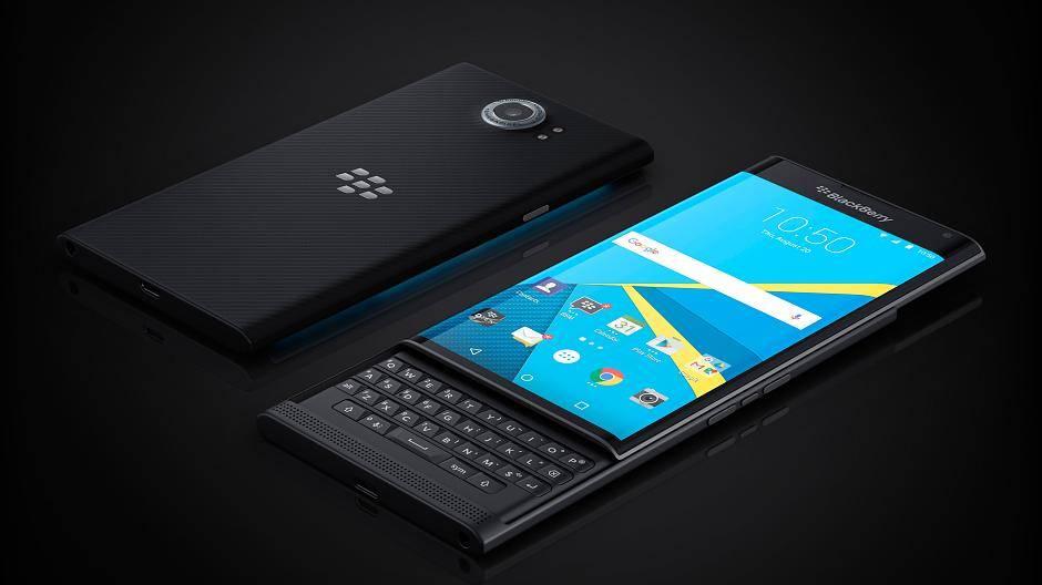 Blackberry Aktie
