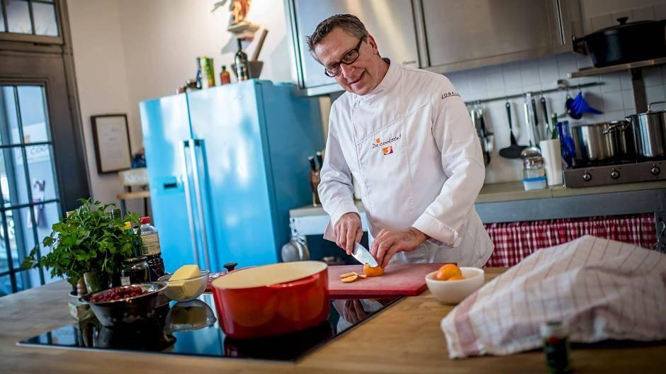Tv Koch Dirk Hoffmann Setzt Auf Einfache Küche Und Lockere Sprüche