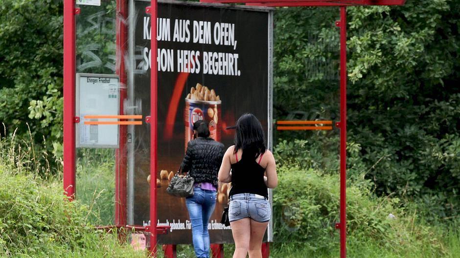 Duisburg: Straßenstrich wird nicht akzeptiert