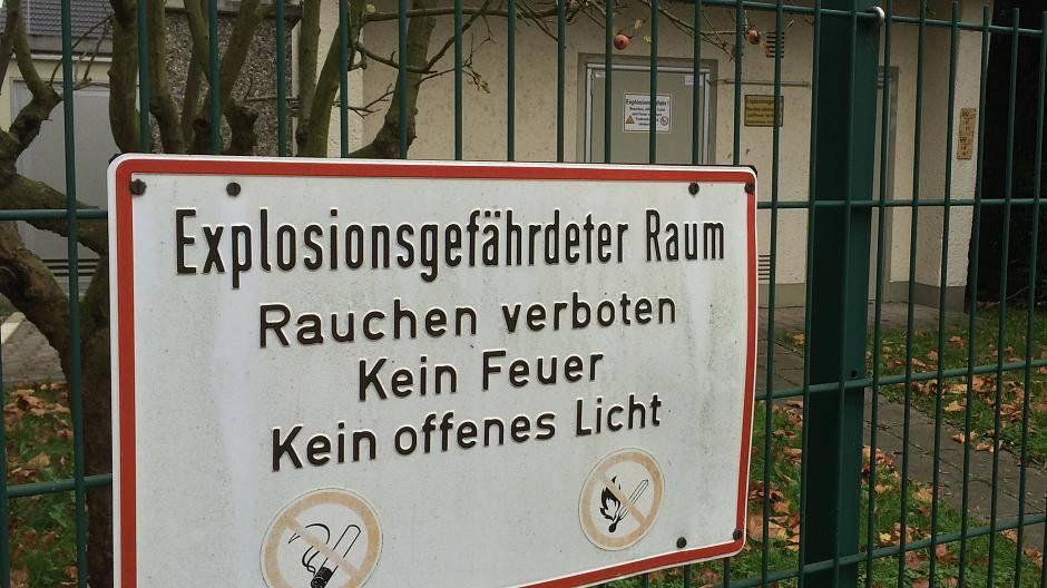 Kurtekotten Leverkusen Parkplatz