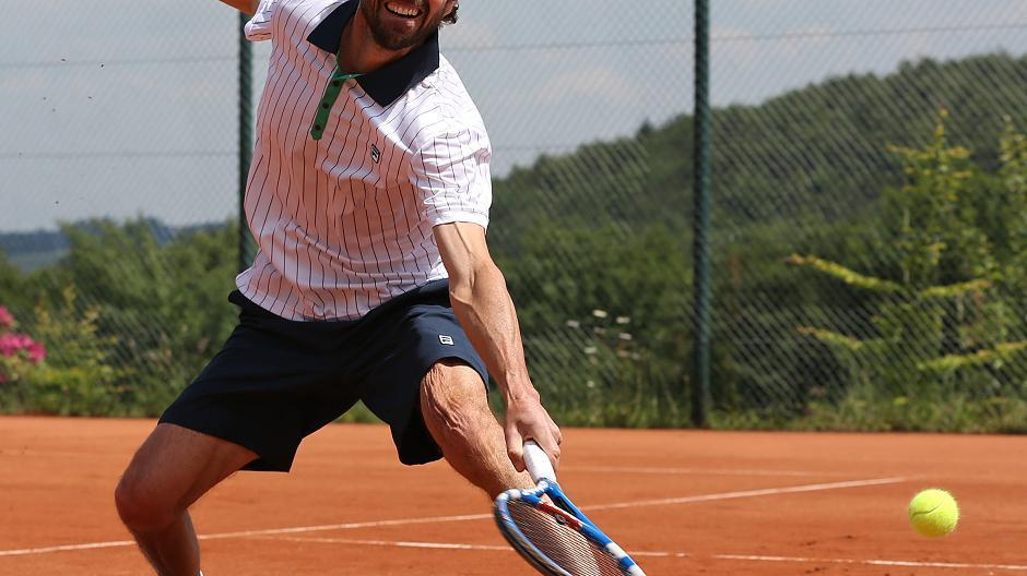 Tennis Rot Weiß