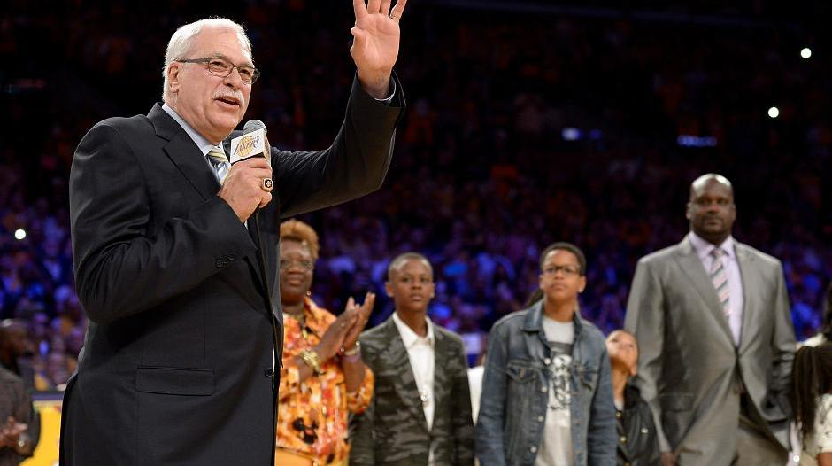 "NBA: New York Knicks trennen sich vom ""Heilsbringer"" Phil Jackson"