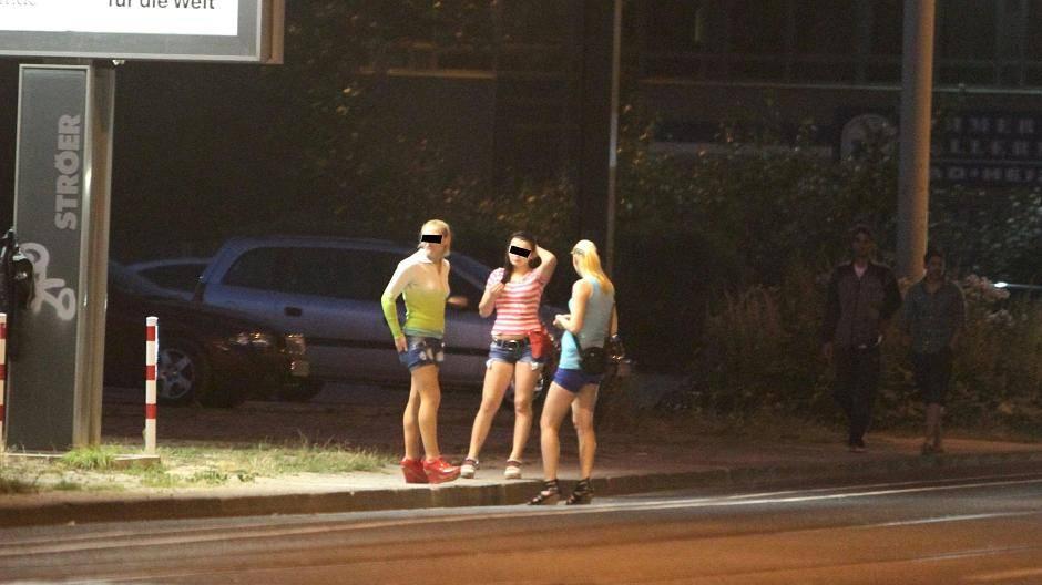 Krefeld: Straßenstrich: Teilverbot soll ab Ende Juli