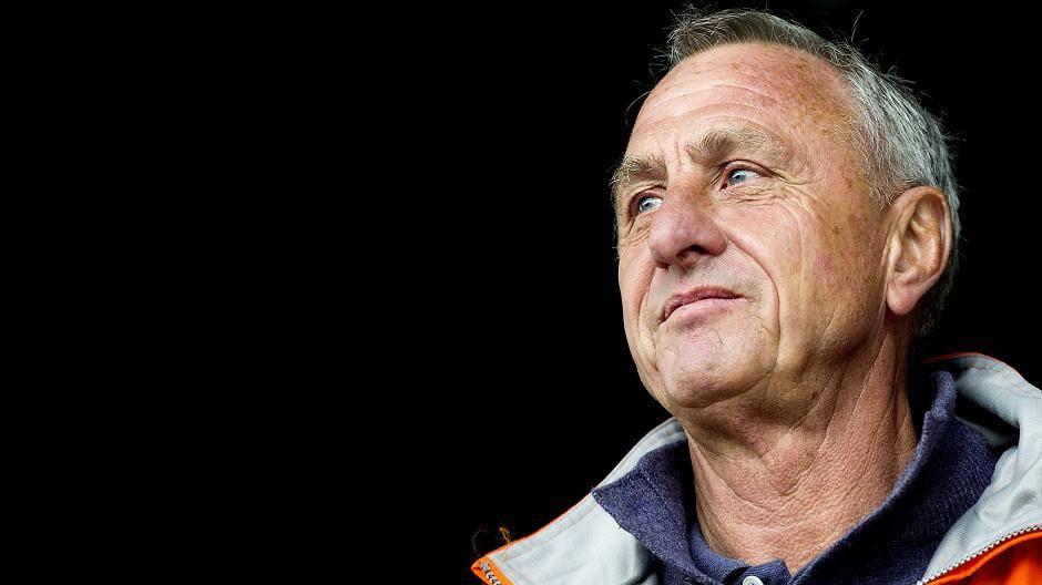 Johan Cruyff Der Beste Fussball Wurde Von Deutschland Gespielt