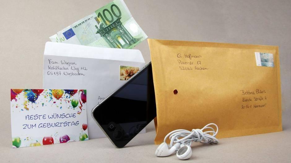 Deutsche Post Bringt Neuen Service Wert National Heraus Damit Das