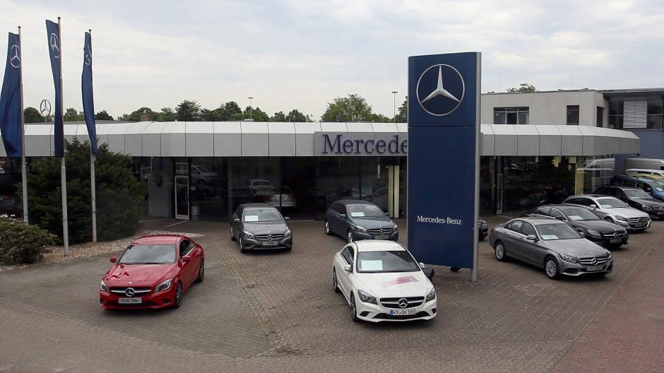 Mercedes Verkauft Niederlassung