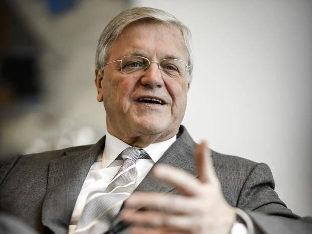 """Werner Wenning: """"Das deutsche Team wird es schwer haben"""""""