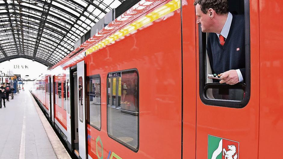 Regionalexpress 6a In 34 Minuten Zum Flughafen Kölnbonn