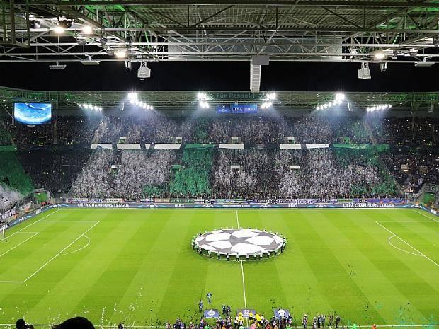 Borussia Mönchengladbach: Fans zeigen wieder eine tolle Choreo