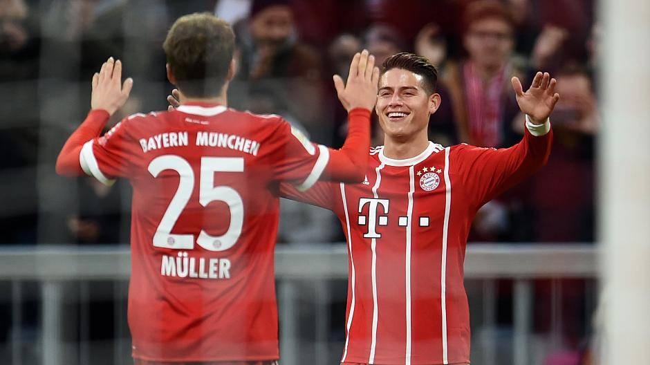 Fc Bayern Munchen Borussia Dortmund Bilder Des Spiels