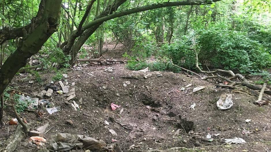 Menschlicher Schädel in Köln gefunden