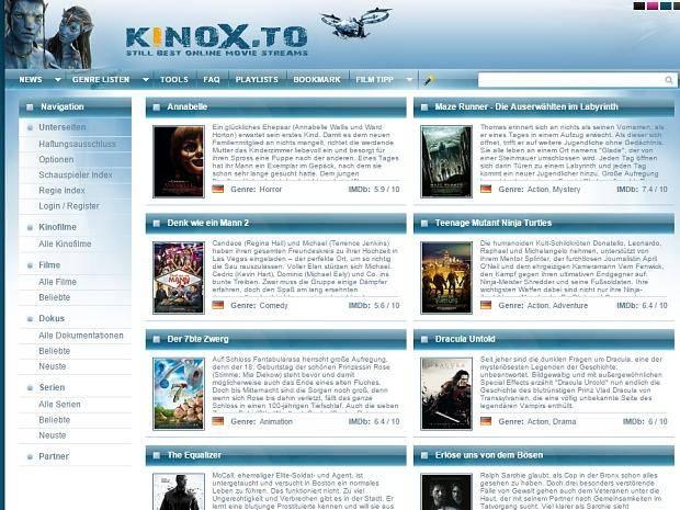 Kinox.To Streamen