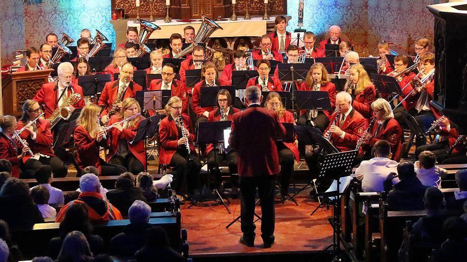 Nettetal: Weihnachtsklänge in Sankt Lambertus
