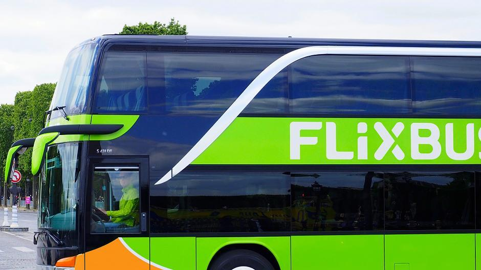 Flixbus Leverkusen Haltestelle