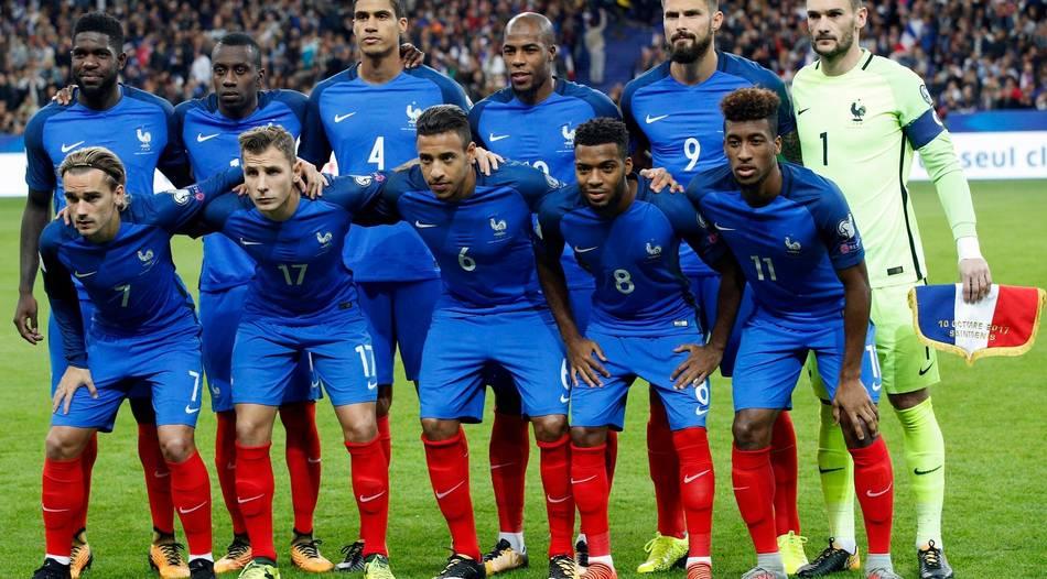 Frankreich Nationalelf