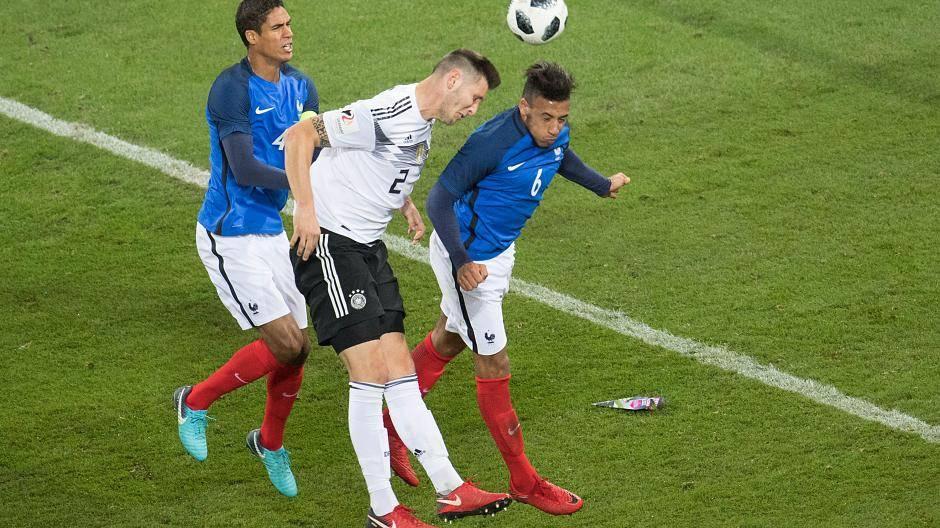 Deutschland Frankreich Einzelkritik