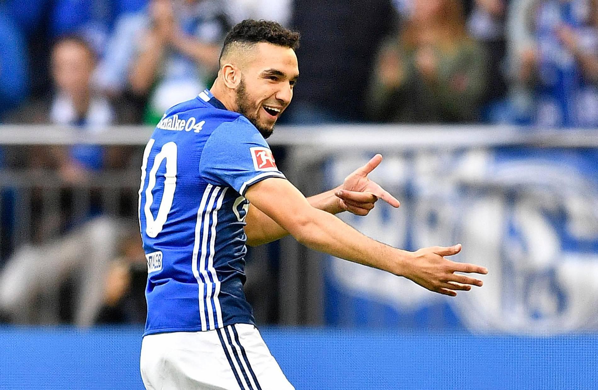 Schalke Bentaleb