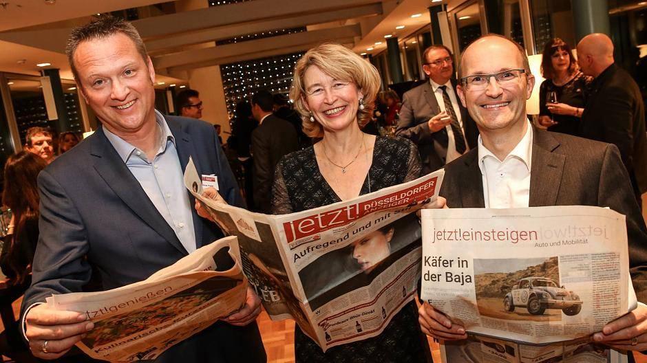 Zeitung Düsseldorf Hat Ab Heute Jeden Samstag Jetzt Im Briefkasten