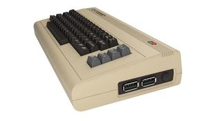 Commodore C64 - Retro-Version im Mini-Format