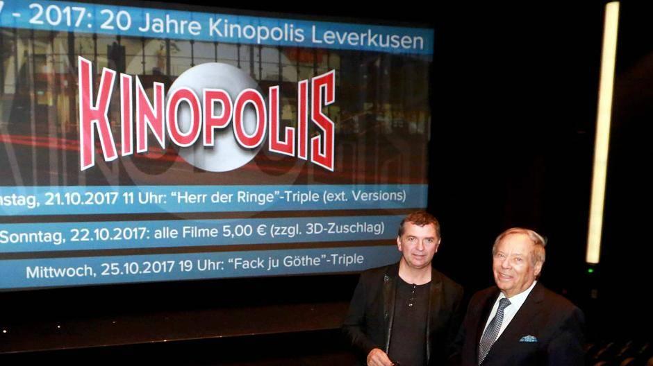 Kinopolis Programm Leverkusen