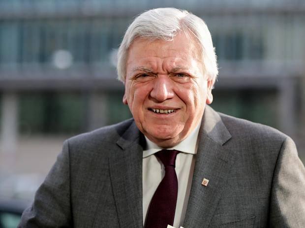Ministerpräsident Heßen