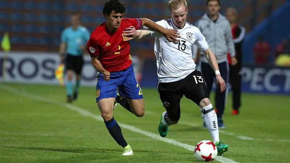 Deutschland Halbfinale 2017