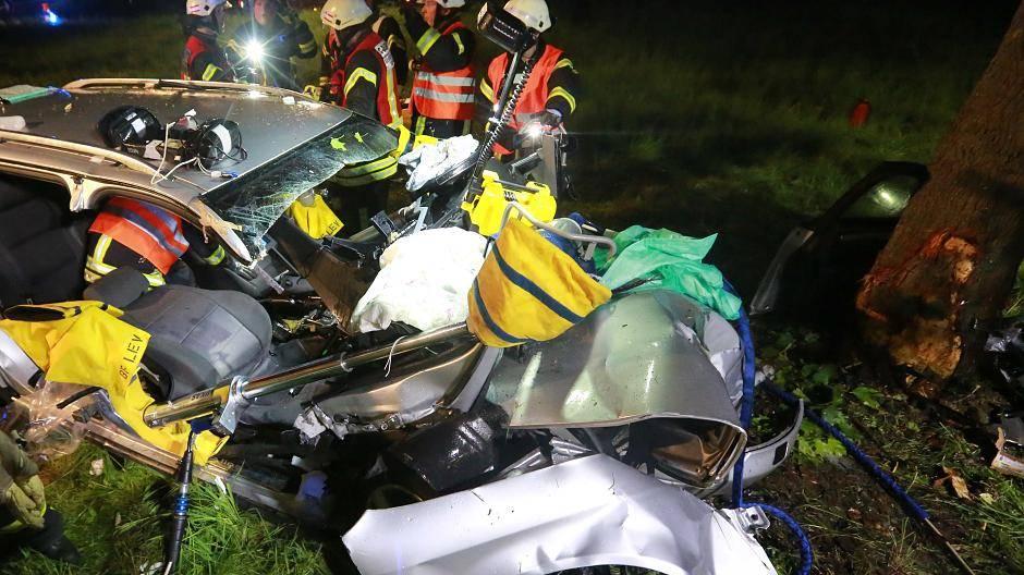 Unfall In Leverkusen Opladen