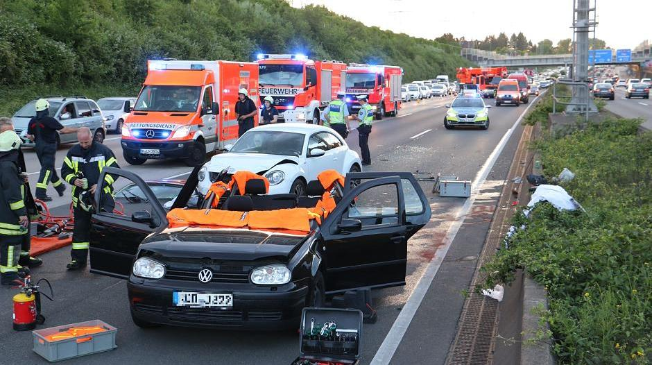 Unfall Auf A3 Aktuell