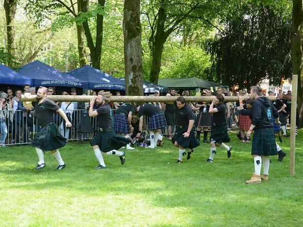 Highland Games Kempen 2021