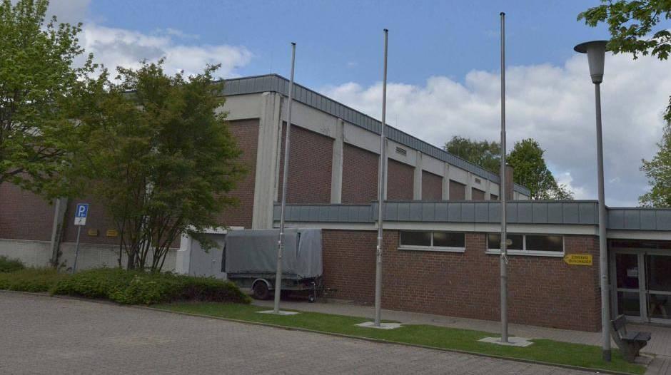 Turnverein Hochneukirch jüchen tv jüchen übernimmt die dreifachsporthalle