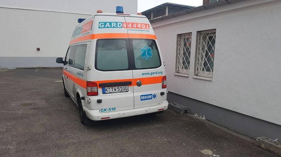 Krankenwagen Köln