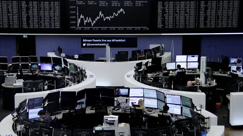 Börse Frankfurt Dax Werte