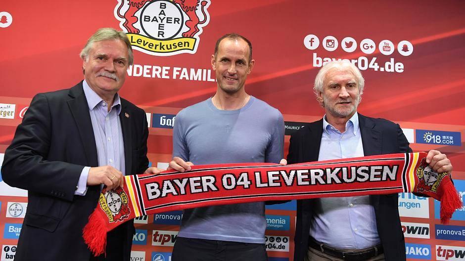 Leverkusen Neuer Trainer