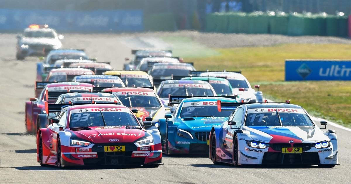 DTM 2020: Rennkalender - Termine für Hockenheim, Brands Hatch & Co.