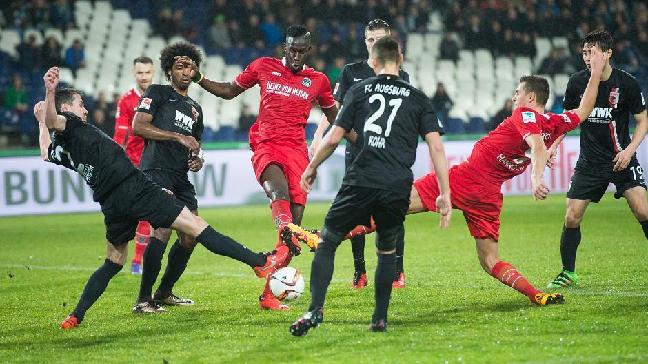 Hannover 96 Augsburg