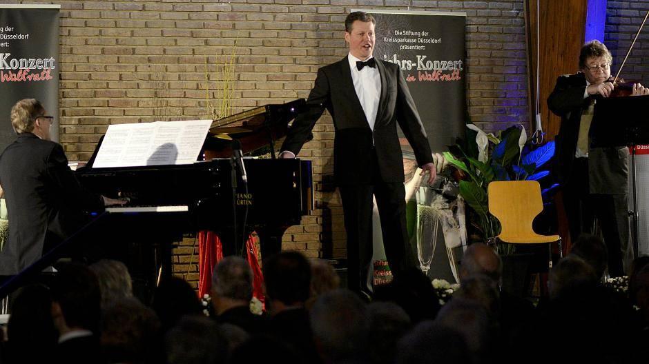 Wülfrath: Konzert mit einem heimlichen Held
