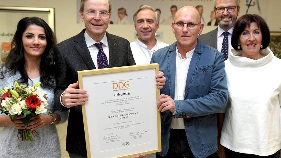 Dietrich Garlichs diabetes