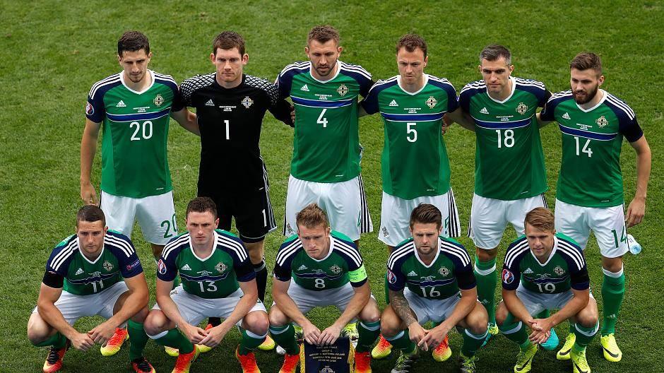 Nationalmannschaft Nordirland