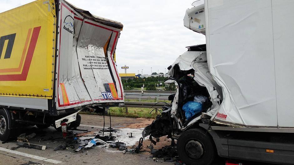 Verkehrsunfall Mannheim