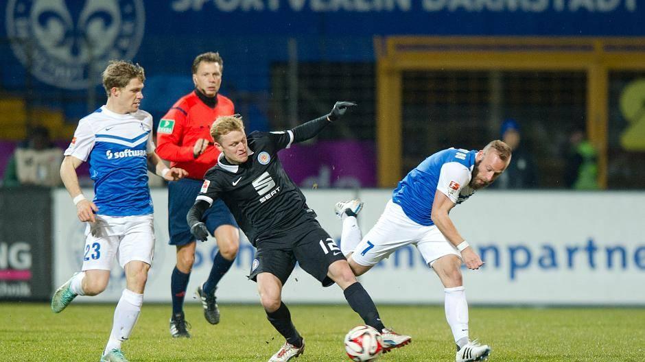 Darmstadt Braunschweig Fußball